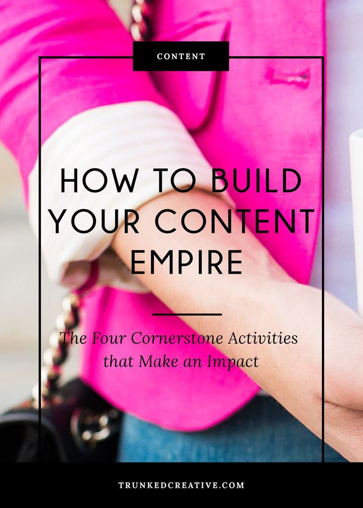 Build a business based on trust, intention, bravery, and connection. Learn how to incorporate these 4 traits into the 4 cornerstones of your business, and build your content empire!