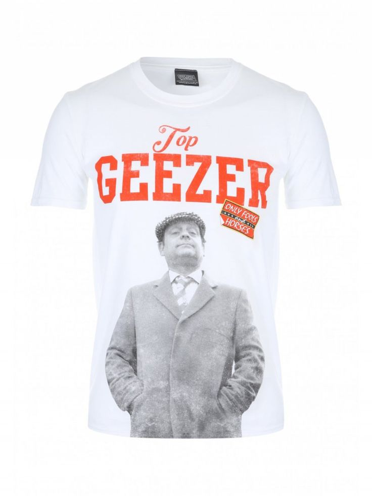 Only Fools And Horses BBC Delboy New Officially Licensed Various Sizes T-Shirt GET IT HERE http://ebay.eu/1YpGdZu