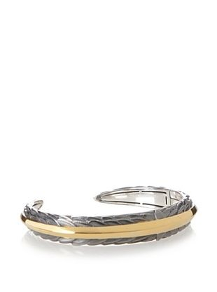 67% OFF Elizabeth and James Feather Cuff Bracelet
