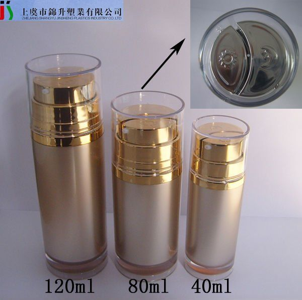 Dual Chamber gold
