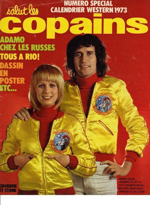 Salut les copains n°124 - décembre 1972