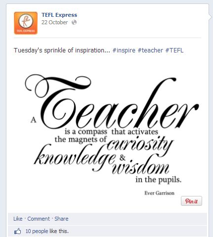 85 best images about Great Teacher Quotes on Pinterest | English ...