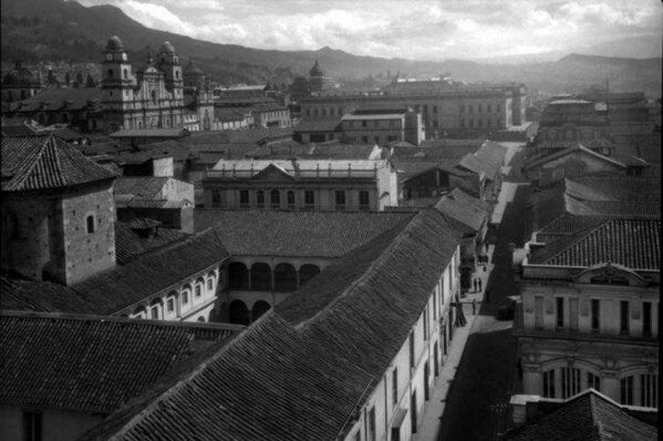 Historia de Bogotá en 40 fotografías | ELESPECTADOR.COM