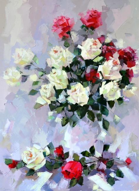 Гунин Александр. Розы