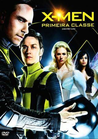 X-Men: Primeira Classe (X-Men: First Class) é um filme americano de ação e ficção científica de 2011, baseado no grupo homónimo da Marvel...