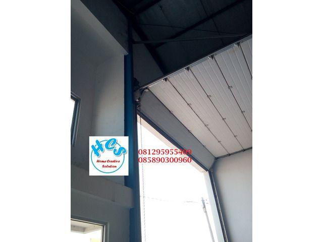 service rolling door otomatis murah jakarta pulogadung kelapagading sunter tebet