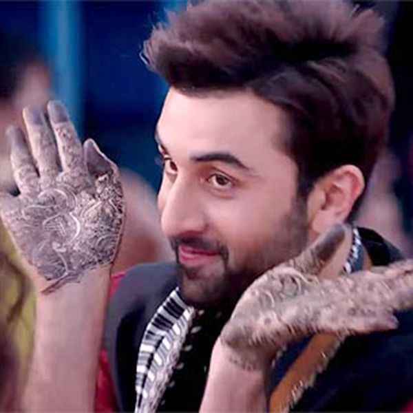 I did Ranbir's henna in the film Ae Dil Hai Mushkil. It was awesome to be credited in the film.