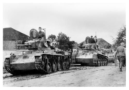 Hungarian Toldi Tanks in the USSR
