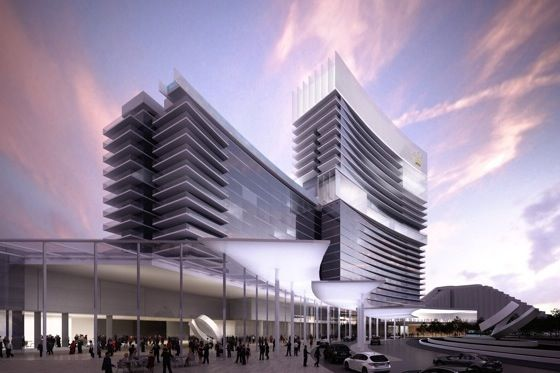 Crown has announced plans to build Crown Towers Perth, a new 5-star, 500-room hotel that will be part of the Burswood Entertainment Complex in Perth, Australia. Crown Limited, Southbank, Victoria, Australia...