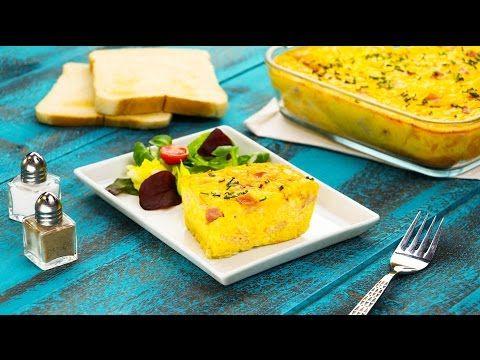 Nog geen idee wat je vanavond nu weer moet bereiden? Wat dacht je van dit eenvoudige idee met ei en witbrood?