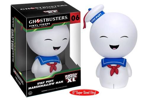 funko dorbz xl: ghostbusters - hombre de malvavisco 6-inch f