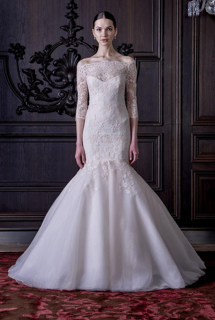 best monique lhuillier bridal spring images on pinterest
