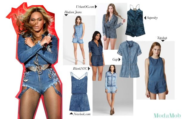 Beyonce's tour looks in real life http://www.modamob.com/beyonce/get-real-life-versions-beyonc-s-tour-looks.html