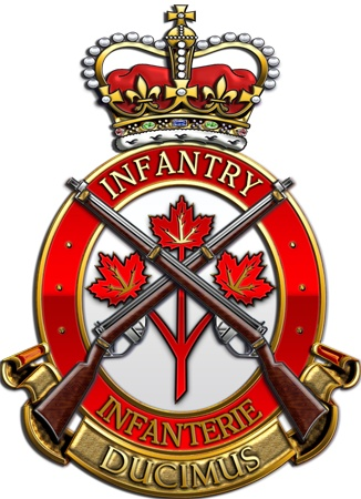 Royal Canadian Infantry Corps (RCIC)