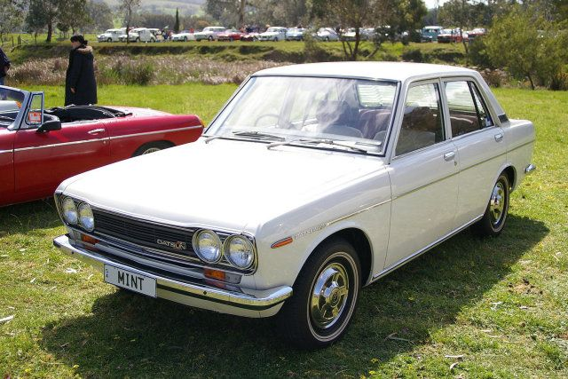 Image of Datsun 1600 1972