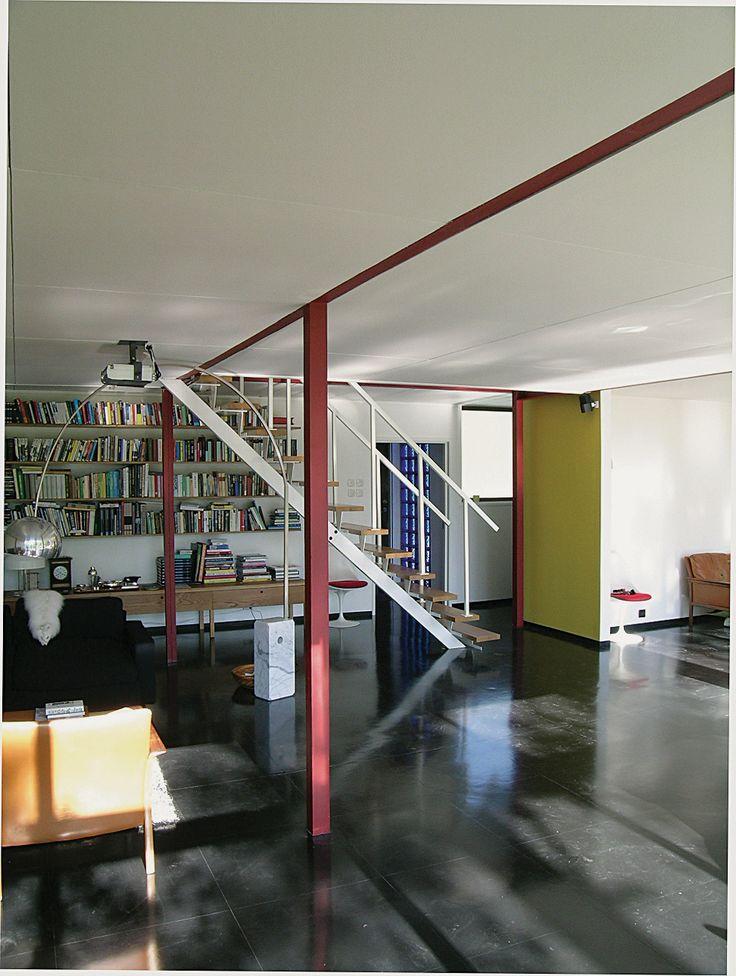 Christian Norberg-Schulz's Planetveien 14, Oslo