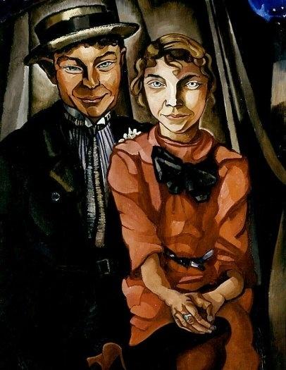 by Charley Toorop (Dutch 1891 –1955)