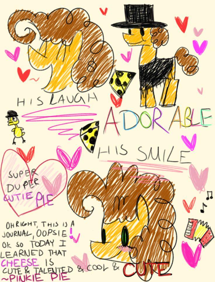 Pinkie's Journal Entry by JollyJoltik on deviantART   My ...