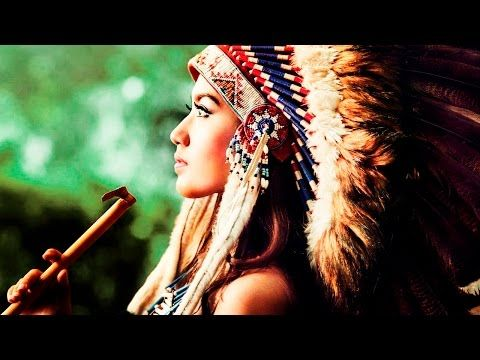 Native American Flute Music. Spiritual Music for Astral Projection. Healing Music for Meditation - YouTube