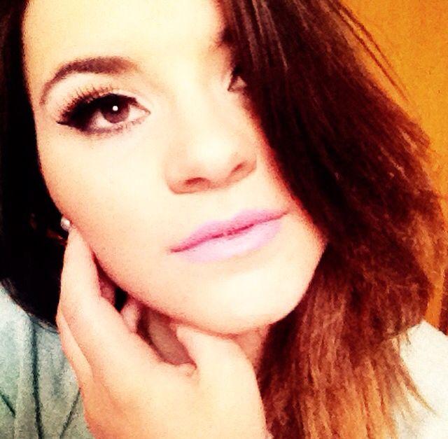 Stella Destiny daily   Make up Swag Pink lips