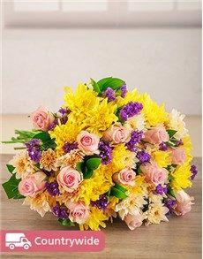 Easter - Flowers: Hoppity-Boppity Easter Bouquet!