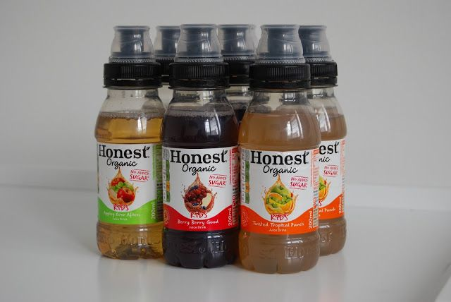 Chic Geek Diary: Honest Organic Kids Juice Drinks - Competition