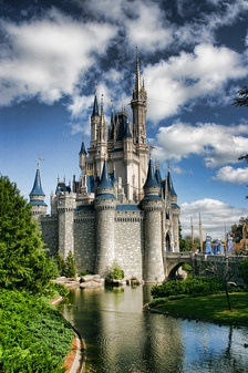 Disney World, the most magical place on earth. #honeymoon