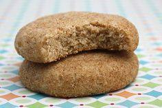 Biscuits à l'Érable et au Germe de Blé - Maple-Wheat Cookies