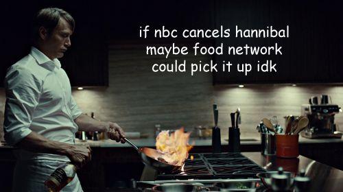 Hannibal - LOL dying