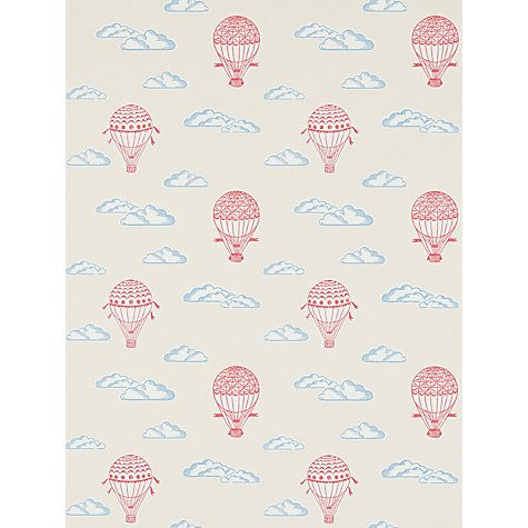 Buy Sanderson Balloons Wallpaper Online at johnlewis.com