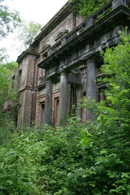 Lost | Forgotten | Abandoned | Displaced | Decayed | Neglected | Discarded | Disrepair | Baron Hill Mansion