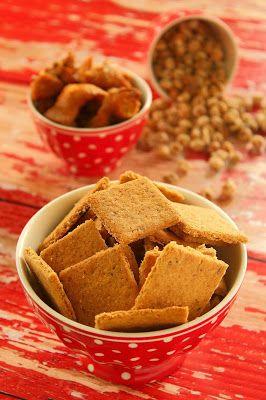 Töpörtyűs keksz (paleo)