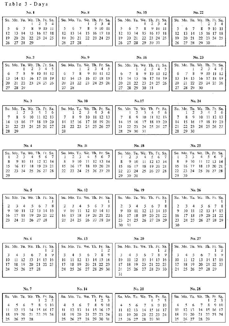Julian Date Calendar 2015 Calendar Pinterest - sample julian calendar