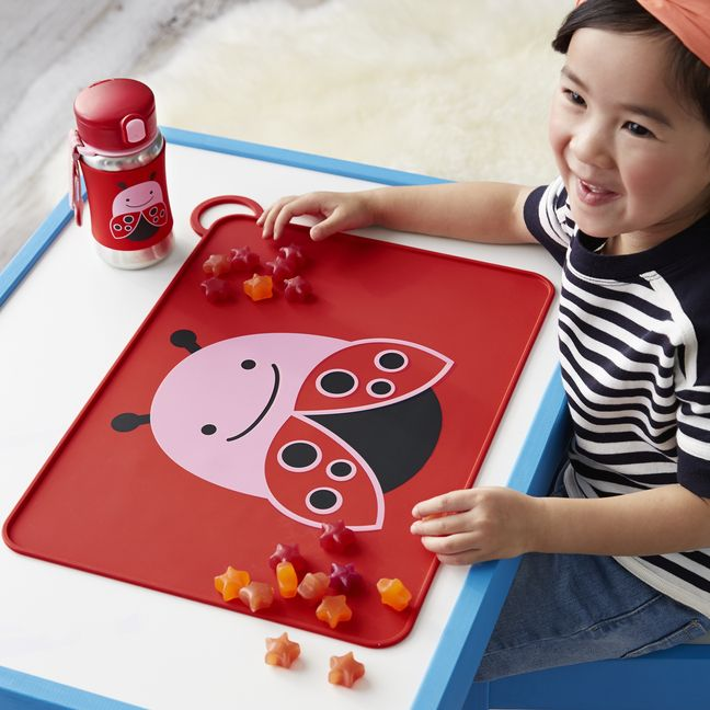 Skip Hop Amerikan Servis - Uğurböceği #beslenme #çocuk #bebek #skiphop