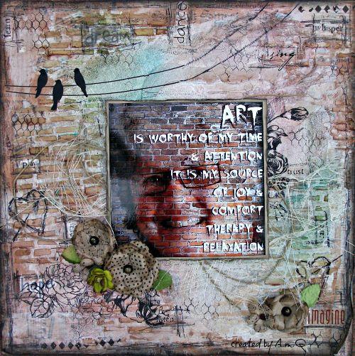 ART is.... - Scrapbook.com