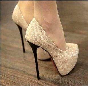 Zapatos brillantez