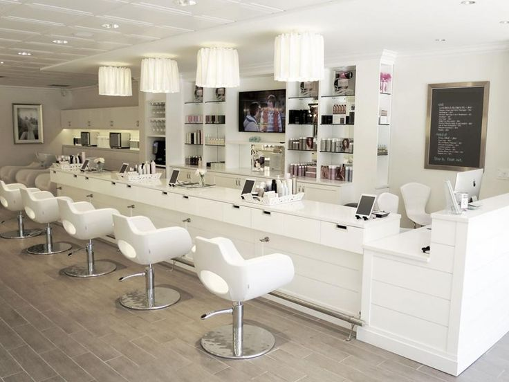 SALON TOUR: Cloud 10 Blow Dry Bar & Salon in Boca Raton, Florida | Modern Salon