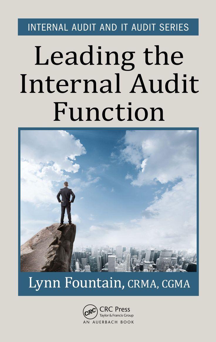 15 best internal business audit images on pinterest internal audit redshelf crc press leading the internal audit function adorewe fandeluxe Image collections