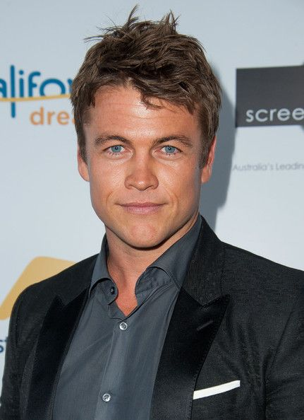 Luke Hemsworth | Luke Hemsworth Luke Hemsworth arrives at the Australians In Film's ...