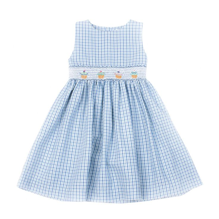 MALVI & Co. | Check dress | TheMiniBag