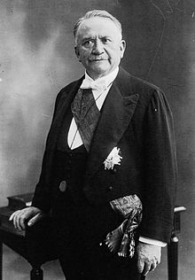 Gaston Doumergue-12th President-The first Protestant President, he took a firm political stance against Germany and its resurgent nationalism. His seven-year term was marked by ministerial discontinuity.