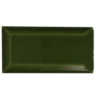 Bevel Brick Verde Cristal
