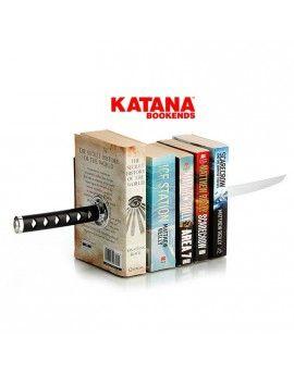 Sujetalibros de Katana