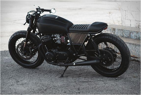 1978 HONDA CB750   BY CLOCKWORK MOTORCYCLES