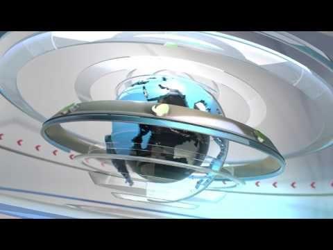 "Cinema 4d ""Corporate News Opener"""