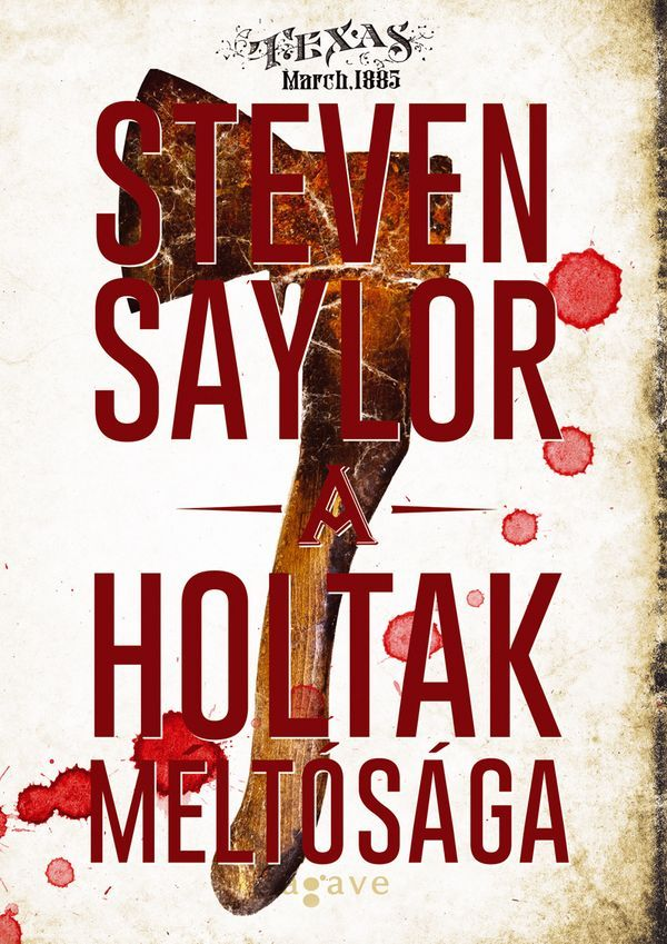 Steven Saylor : A Twist at the End