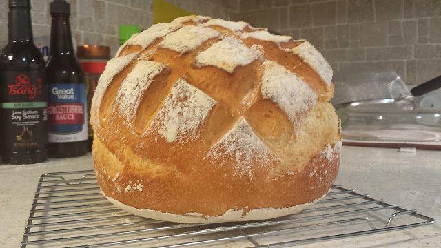 Директно от Кухнята на Емо: ХЛЯБ С ЯЙЦА  - с видео на готовия хляб !