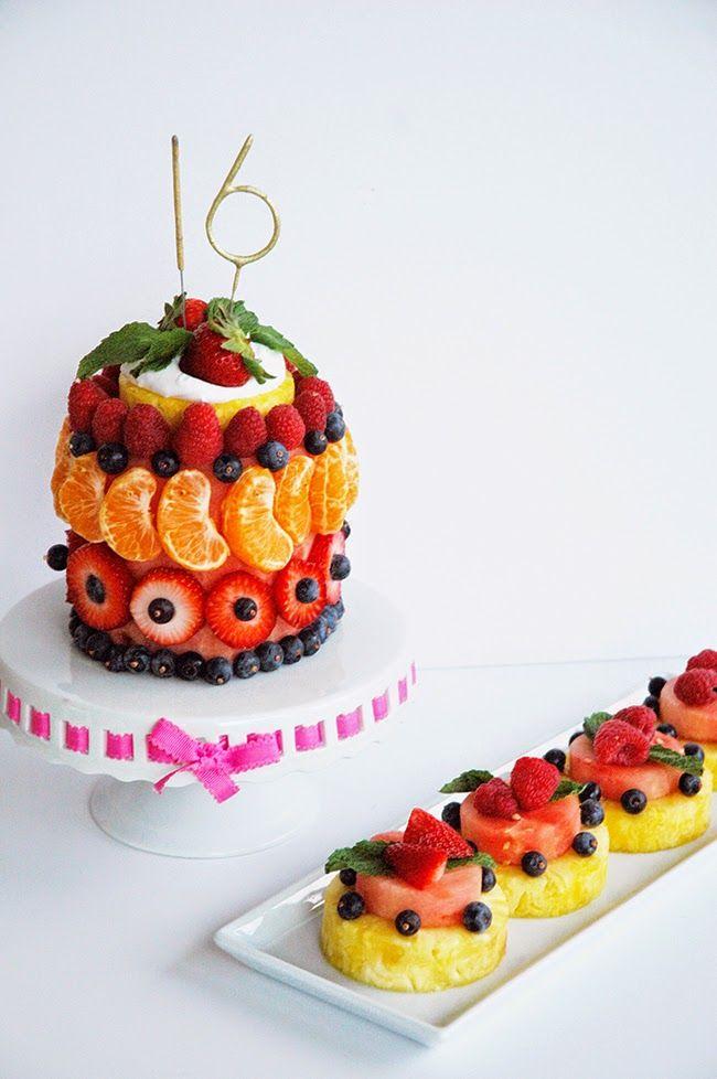 Best 25 Fruit birthday cake ideas on Pinterest Fruit birthday