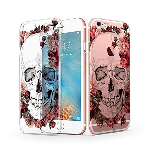 iPhone 6s Case, Cool iPhone 6 Case, MOSNOVO Floral Skull ... https://www.amazon.com/dp/B018LOD6FW/ref=cm_sw_r_pi_dp_x_aHW6xb0T2ZCVS