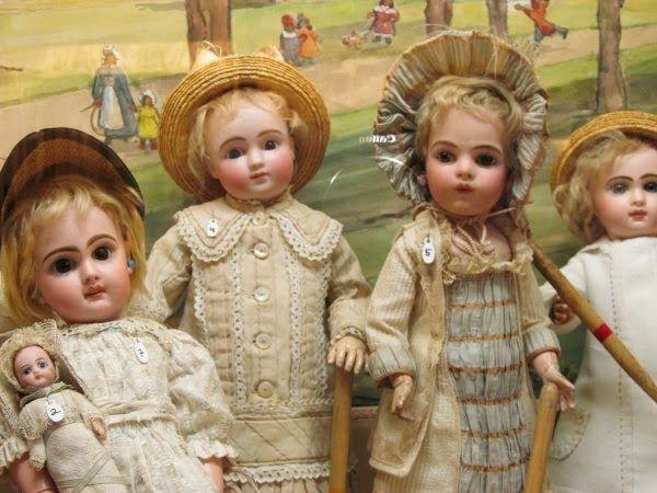 bambole antiche | IL MONDO DI ORSOSOGNANTE